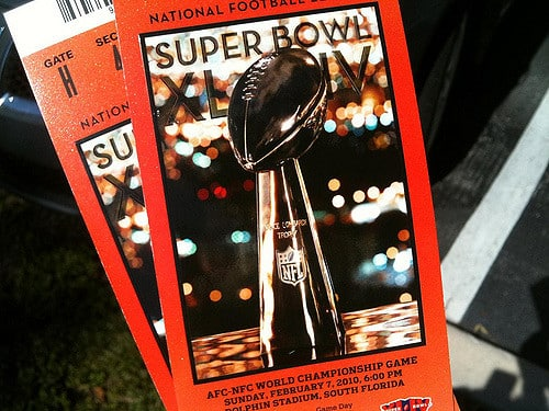 Super Bowl Ticket Security Features Over Time