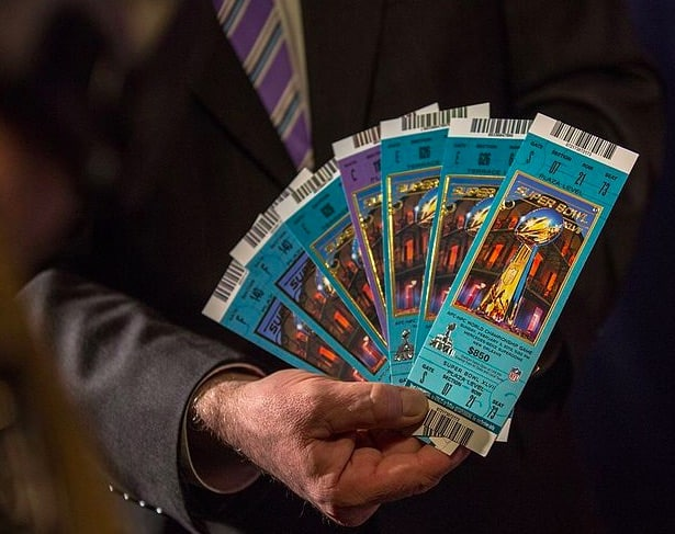 2019 NFL Super Bowl Ticket Lottery Update - How Does It Work? Who Wins?