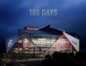 Less Than 100 Days Until Super Bowl 53! Is Atlanta Prepared?