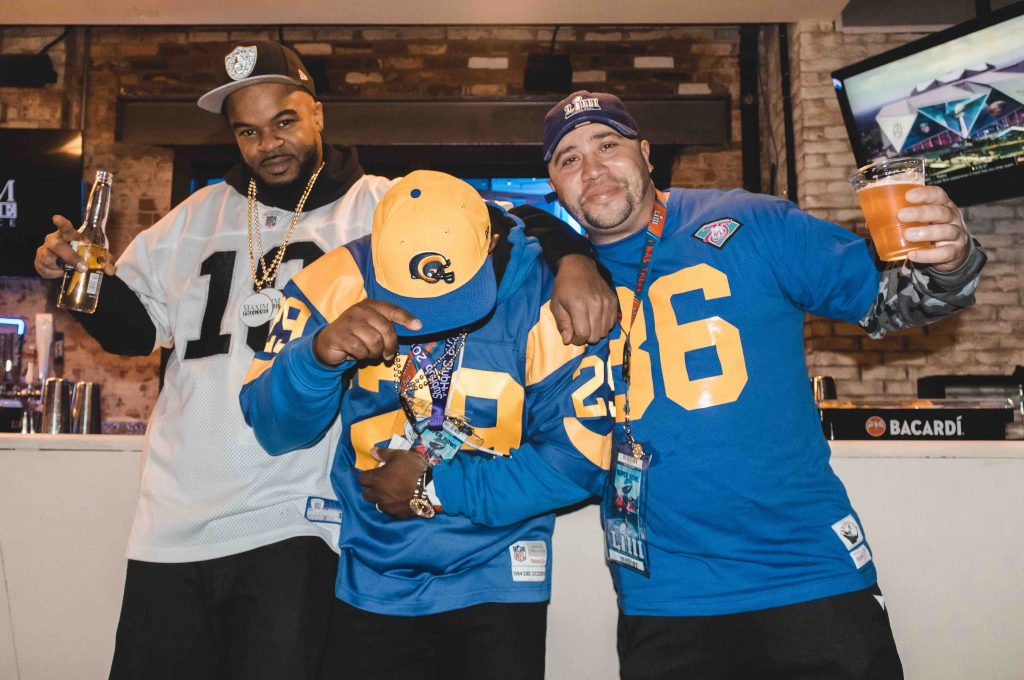Recap Maxim Pregame Experience Super Bowl Atlanta