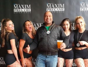 We're hoping Maxim will do it again in 2020!