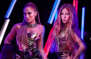 Super Bowl Halftime Show Miami Jennifer Lopez Shakira