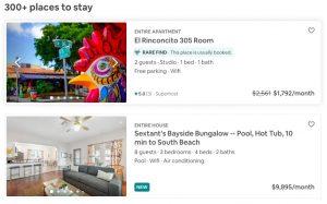 Miami Airbnbs Super Bowl