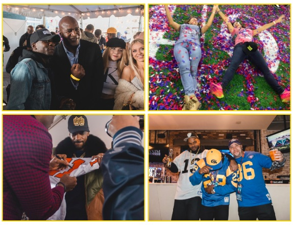 A Look at Fan Hospitality Super Bowl Packages