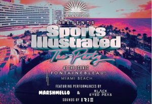 Sports Illustrated Super Bowl Party Miami 2020
