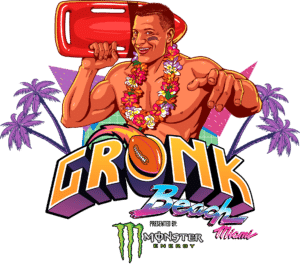 Gronk Beach party